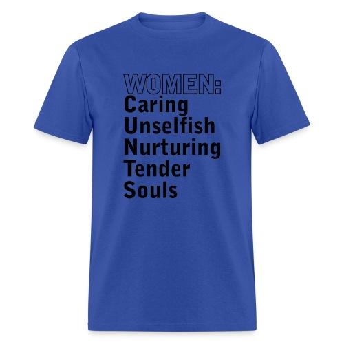 Women Tee - Men's T-Shirt
