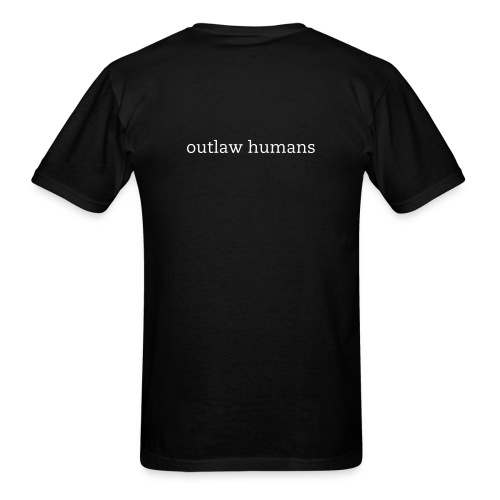 save the world - text only - Men's T-Shirt
