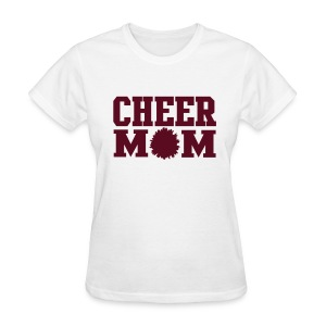 CheerMom - Women's T-Shirt