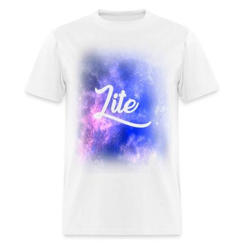 Official Lite Galaxy Fade T-Shirt - Men's T-Shirt