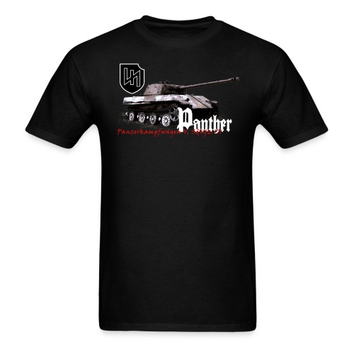 Panther Armor Journal t-shirt - Men's T-Shirt