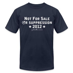 Not For Sale Or Suppression ~ 316