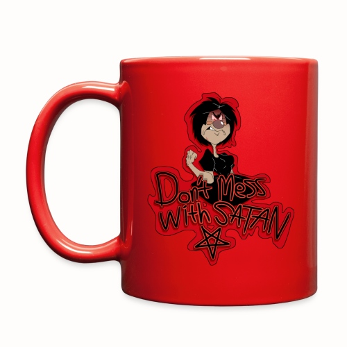 Wrath Mug - Full Color Mug