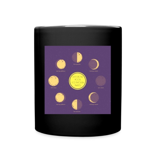 Moon Phased Mug - Full Color Mug