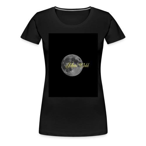 Moon Child Premium Ladies' Tee - Women's Premium T-Shirt