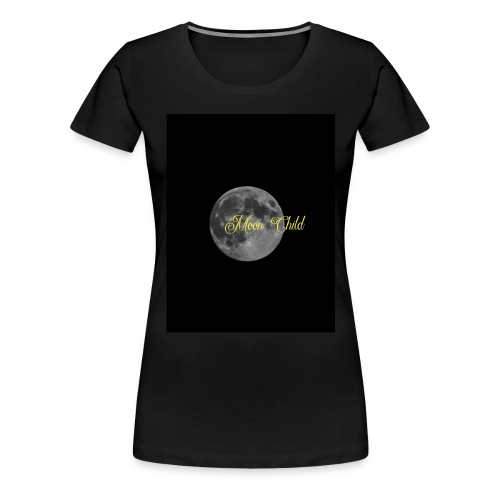 Moon Child Premium Ladies' Tee - Women's Premium T-Shirt