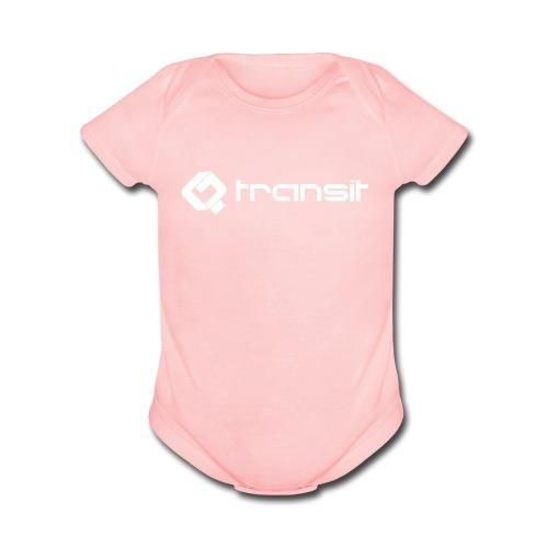 Transit Baby Jumper - Organic Short Sleeve Baby Bodysuit