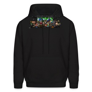 Minecraft Is Just Awesome Hoodie - Men's Hoodie