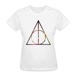COSMIC DEATHLY HALLOWS - LADIES TSHIRT - Women's T-Shirt