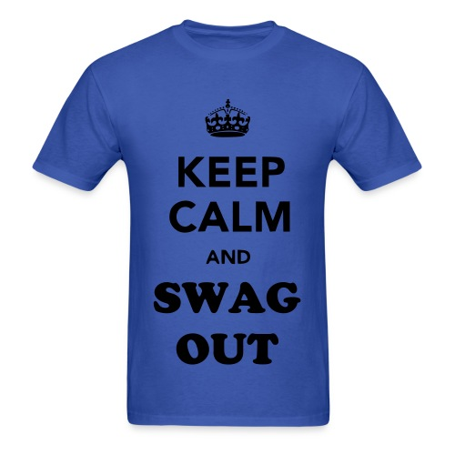 swag out - Men's T-Shirt