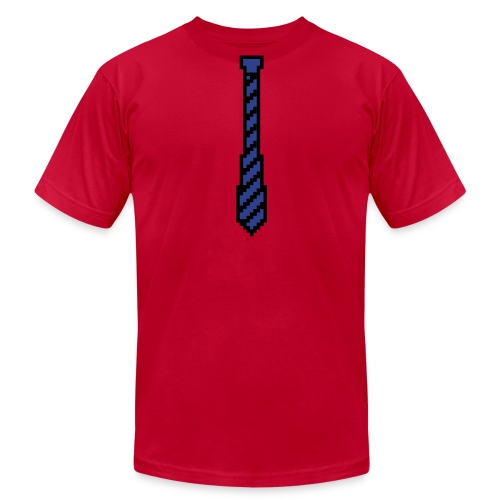 Tie.. Awesome .. Tie.. - Men's Fine Jersey T-Shirt