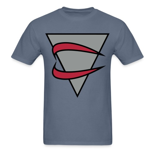 Charge tribe symbol - Men's T-Shirt