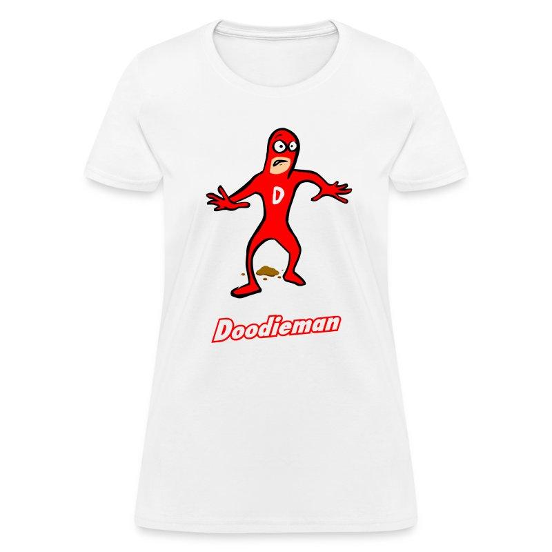 doodiemanfear - Women's T-Shirt