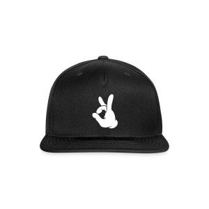 HYPA Sign Snapback  - Snap-back Baseball Cap