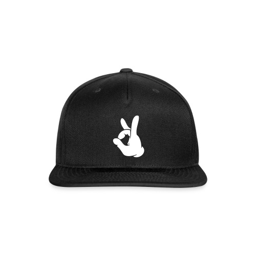 HYPA Sign Snapback  - Snap-back Baseball Cap