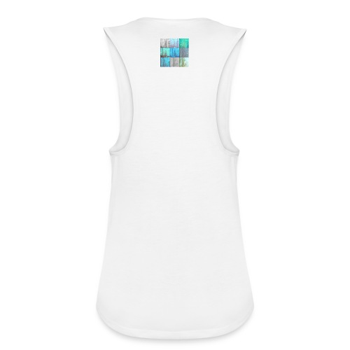 paddleplayer.com paddle tennis winter 2018 - Women's Flowy Muscle Tank by Bella