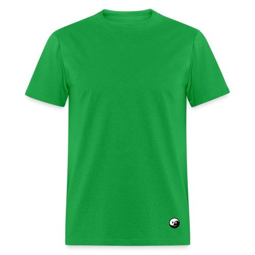Yin Yang (green) - Men's T-Shirt