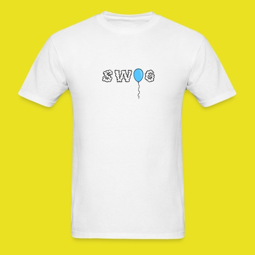 SWOG BALLOON LOGO Men's Tee - Men's T-Shirt