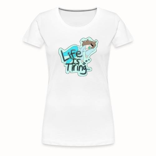 Sloth Female Shirt - Women's Premium T-Shirt