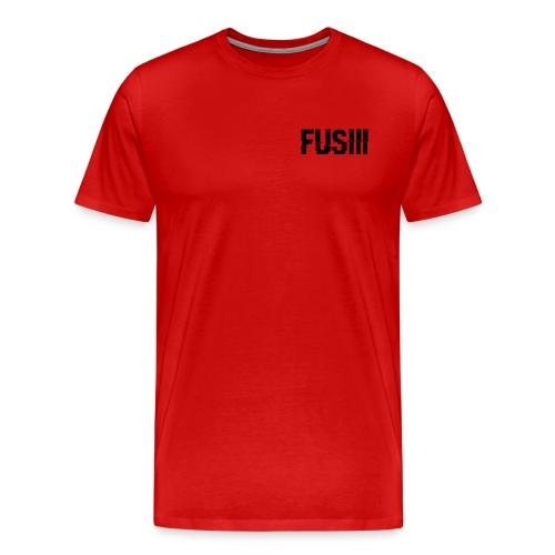 Fusiii T-Shirt - Men's Premium T-Shirt