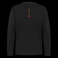 Long Sleeve Shirts ~ Men's Long Sleeve T-Shirt by Next Level ~ Article 10762103