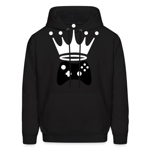 Repercussion Gaming  King Gamers - Men's Hoodie