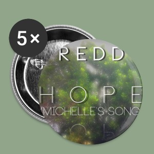 REDD - Hope Button - Small Buttons
