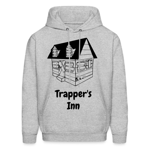 Trappers Inn hoodies men official - Men's Hoodie