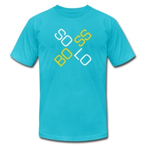 SB - Men's T-Shirt by American Apparel