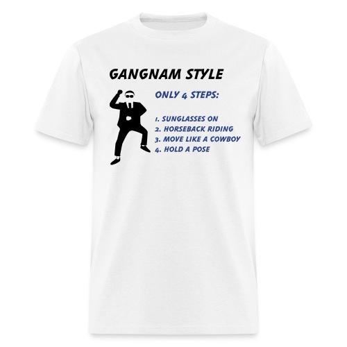 Gangnam Style Shirt Boys - Men's T-Shirt