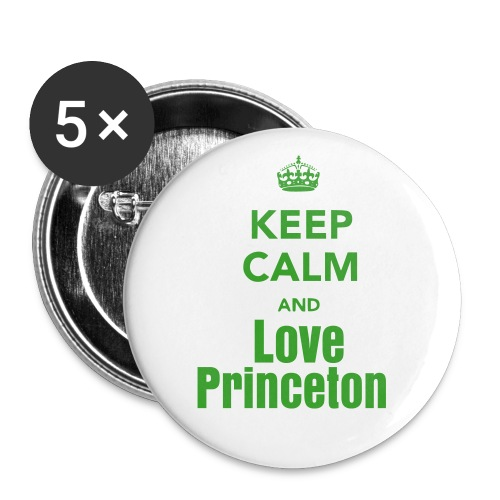 keep calm pin 4 - Large Buttons
