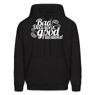 Hoodies ~ Men's Hoodie ~ Bad Decisions