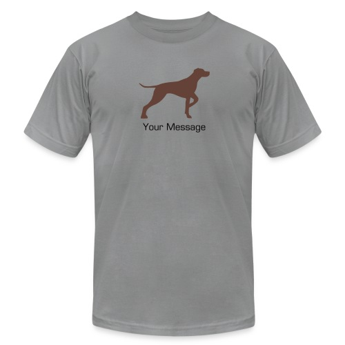 Follow Me To NoDa - Men's Fine Jersey T-Shirt