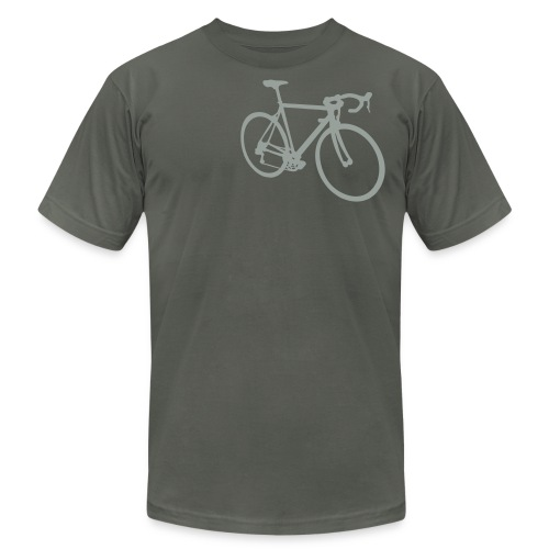 Road Bike - Men's Fine Jersey T-Shirt