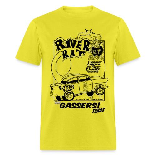 RIVER RAT 55 DESIGN BY NOAH - Men's T-Shirt