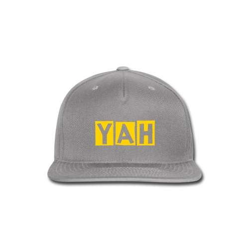 YAHUAH is King - Snap-back Baseball Cap
