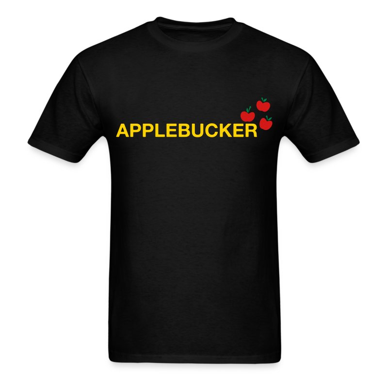 Applebucker - Men's T-Shirt