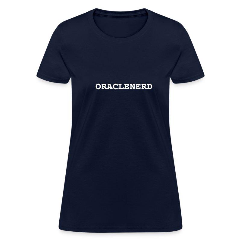 ORACLENERD Classic (F) - Women's T-Shirt