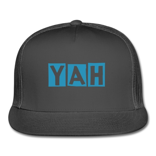 YAHUAH is King - Trucker Cap