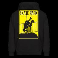 Hoodies ~ Men's Hoodie ~ RollerDerbySkatePark Hoodie