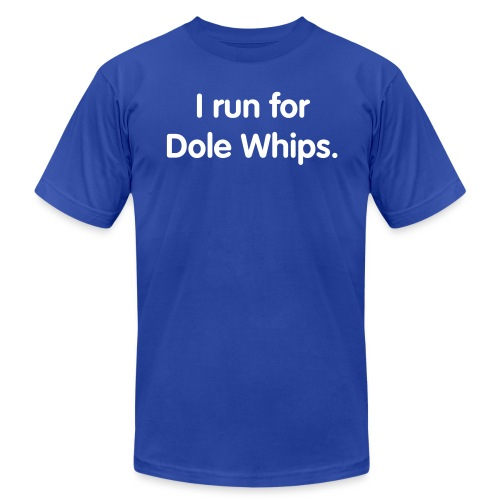 Dole Whip (Men's Slim Cut) - Men's T-Shirt by American Apparel