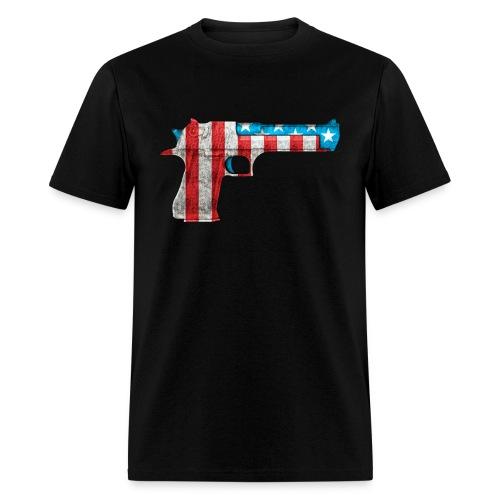 American Desert Eagle - Men's T-Shirt