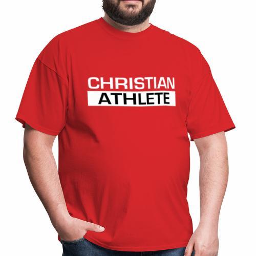 Christian Athlete 3.0 - Men's T-Shirt