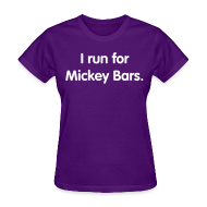T-Shirts ~ Women's T-Shirt ~ Mickey Bar (Women's Regular Cut)