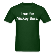 T-Shirts ~ Men's T-Shirt ~ Mickey Bar (Men's Regular Cut)