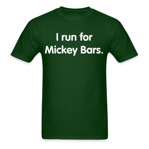 Mickey Bar (Men's Regular Cut) - Men's T-Shirt