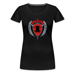 Citadel Crest Women's T-Shirt  - Women's Premium T-Shirt