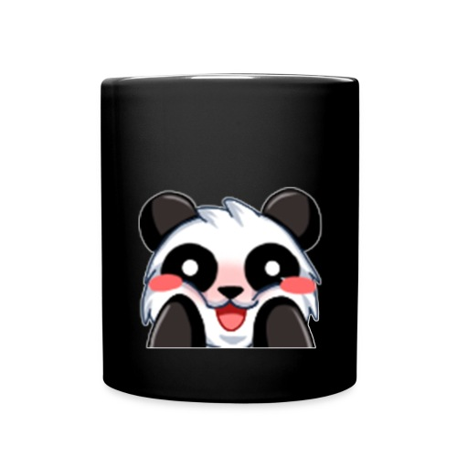 Full Color Mug - This beautiful panda picture was made by Rissarambles for use by twitch.tv/thai. Get your very own emote inspired Thai-Gear now!