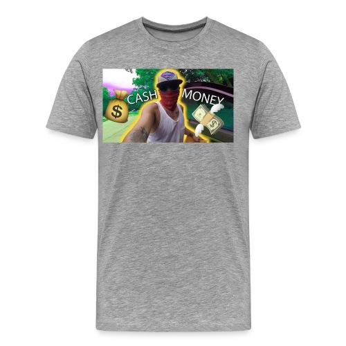 Cash Money Premium t-shirt - Men's Premium T-Shirt