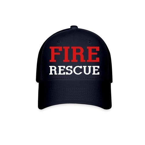 FIRE RESCUE flexfit cap - Baseball Cap